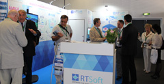 RTSoft at the CIGRE-2016 Technical Exhibition in Paris